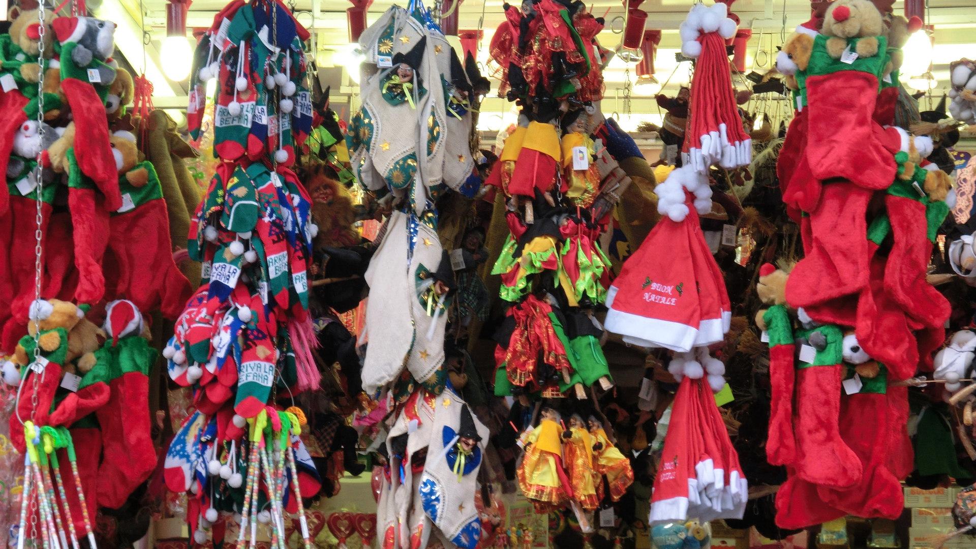 クリスマスマーケット屋台
