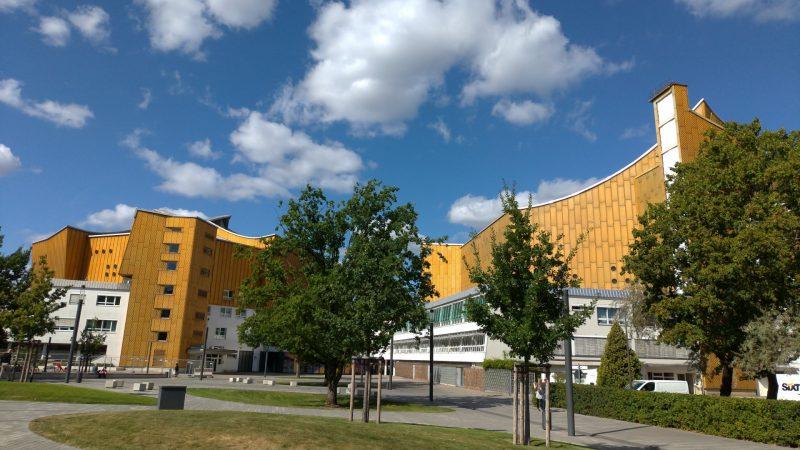ベルリン・フィルハルモニー ベルリン ドイツ Berliner Philharmonie