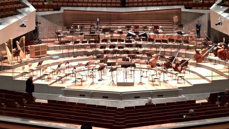 ベルリーナー・フィルハルモニー ベルリン ドイツ Berliner Philharmonie