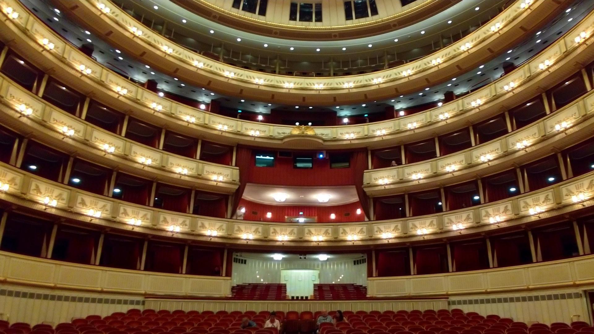 ウィーン国立歌劇場 wiener staatsoper