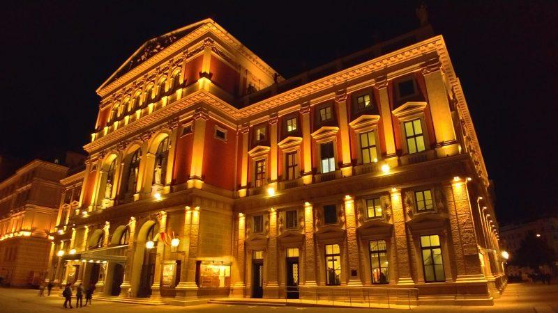 ウィーン楽友協会 ウィーン オーストリア Wiener Musikverein